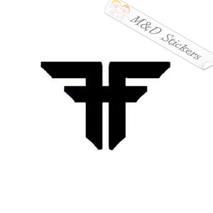 2x Fallen Footwear Logo Vinyl Decal Sticker Different colors & size for Cars/Bikes/Windows