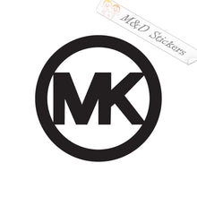 2x Michael Kors Logo Vinyl Decal Sticker Different colors & size for Cars/Bikes/Windows