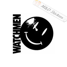 2x Watchmen Vinyl Decal Sticker Different colors & size for Cars/Bikes/Windows