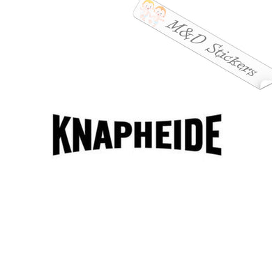 2x Knapheide trucks body Decal Sticker Different colors & size for Cars/Bikes/Windows