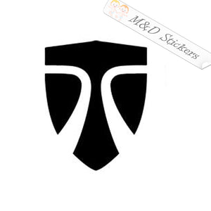 2x Thor Motor Coach Shield Vinyl Decal Sticker Different colors & size for Cars/Bikes/Windows