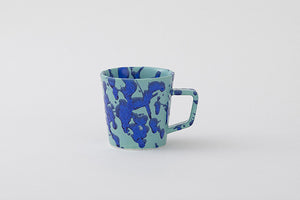 splash emerald mug