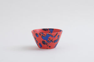 splash red multi bowl