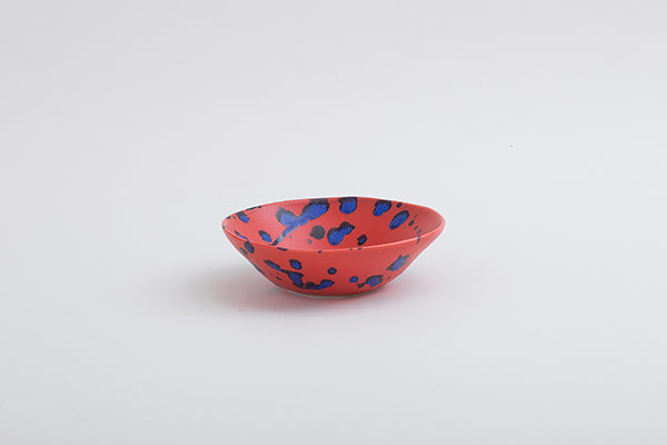 splash red variation bowl S