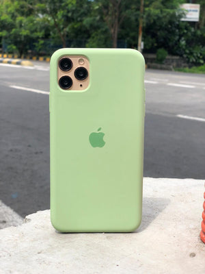 Mint Green Silicone Case