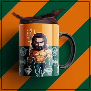 Aquaman Coffee Mug