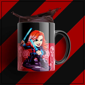 Widow Coffee Mug