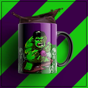 Hulk Coffee Mugs