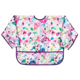 Bumkins - Watercolor Sleeved Bib