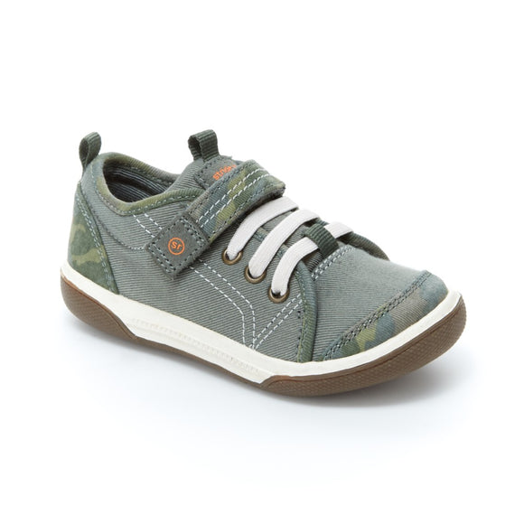 Stride Rite- Camo Dakota Sneakers 4.5-5