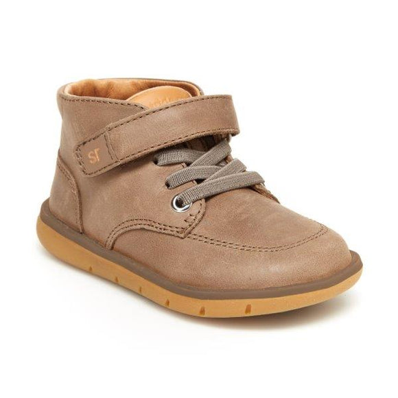 Stride Rite - Quinn's Brown Leather 6-8