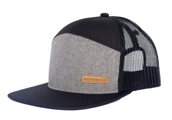 Headster Hat - City Grey (Baby - Adult)