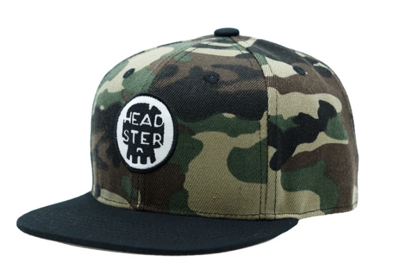 Headster Hat - Camo (Baby-Adult)
