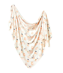 Copper Pearl - Sweet Caroline Swaddle Blanket