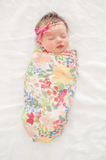 Copper Pearl - Lark Swaddle Blanket
