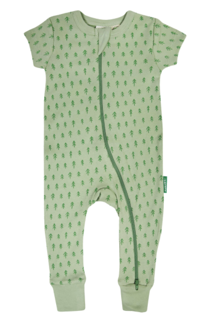Parade - Trees Romper 0-2T