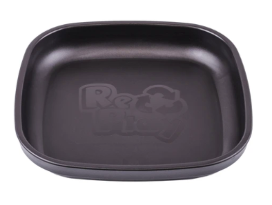 "Replay - 7"" Flat Plate Black"