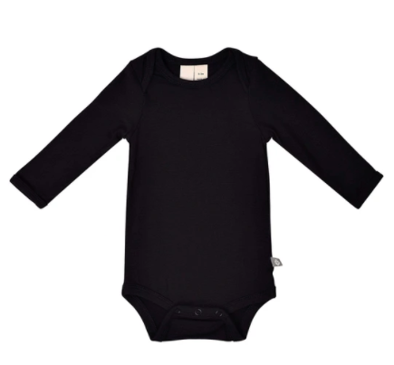 Kyte - LS Bodysuit Midnight 0-3m