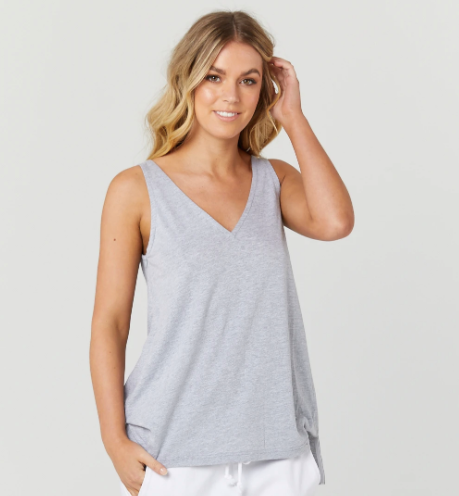 Legoe - Louis Tank Grey