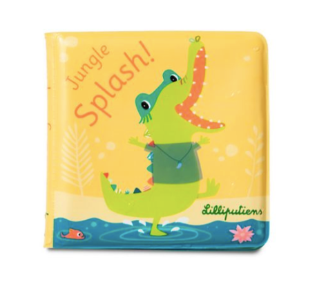 Alligator Magic Bath Book