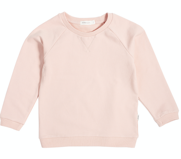 Miles Baby - Pink Pullover Sizes 4-7