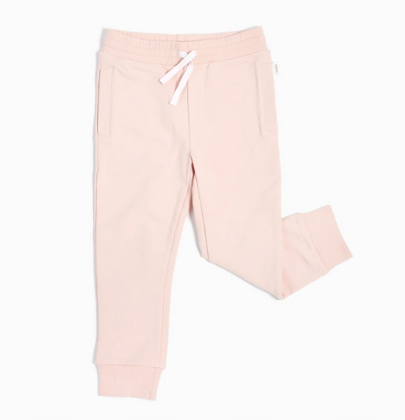 Miles Baby - Pink Joggers Size 2-5