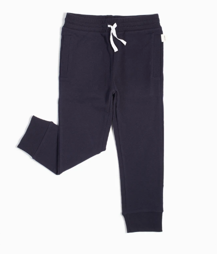 Miles Baby - Navy Joggers Sizes 2-7