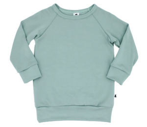 Little & Lively - Mist Pullover 6m-6T