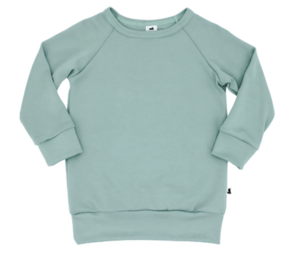 Little & Lively - Mist Pullover 5/6T