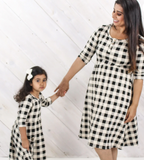 Little & Lively - Plaid Clementine Dress