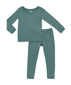 Kyte Bamboo - Toddler Set Pine 5-6T