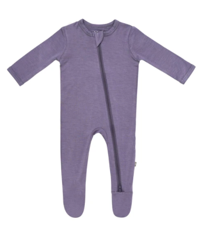 Kyte Bamboo Zip Sleeper - Orchid 0-12m