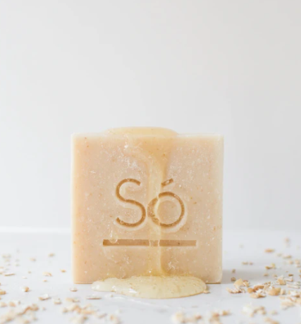 So Luxury - Honey Oat Cleansing Bar