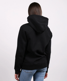 Brunette the Label - Blonde Classic Black Hoodie