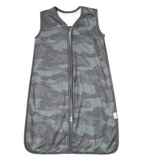 Copper Pearl - 1.25 Tog Camo Sleep Bag