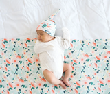 Copper Pearl - Leilani Swaddle Blanket