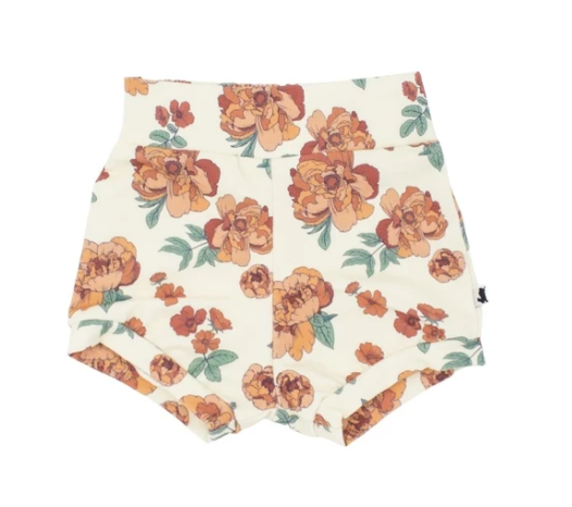 Little & Lively - Peony Shorties