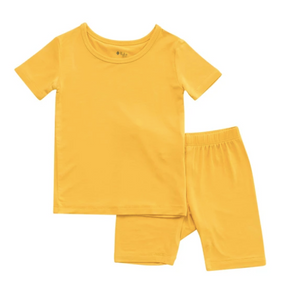 Kyte - Pineapple SS Toddler PJ Set