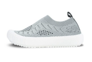 Jan & Jul - Grey Breeze Knit Shoe Sizes 5-12