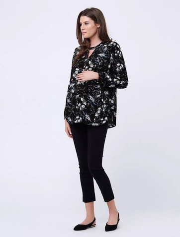 Ripe - Winter Garden Nursing Blouse