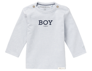"noppies - Newman ""boy"" LS (0-9m)"