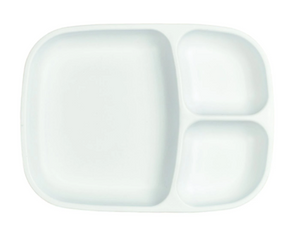 Replay - Large Divided Tray White