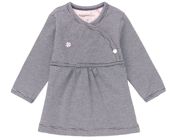 noppies - Kirsten Striped Dress 1-2m