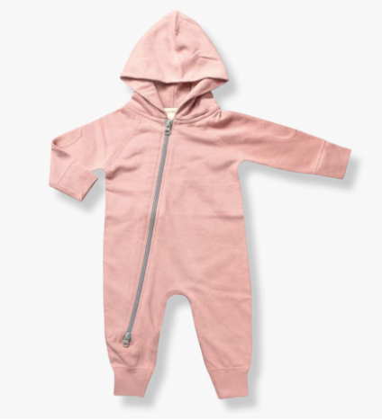 Sapling - Sugar Plum Winter Zipsuit (18-24m)