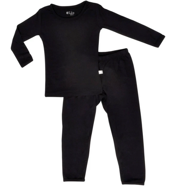 Kyte Bamboo - Toddler Set Midnight 6-7T