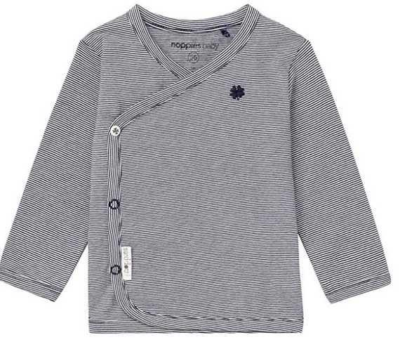 noppies - smal navy ls (4-9m)