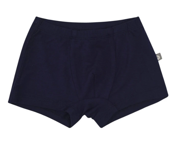 Bamboo Briefs - Navy 2-5T