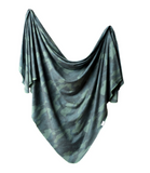 Copper Pearl - Camo Swaddle Blanket