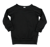 Little & Lively - Black Bamboo/Cottom Pullovers 6m-5T