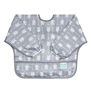 Bumkins - Arrow Sleeved Bib
